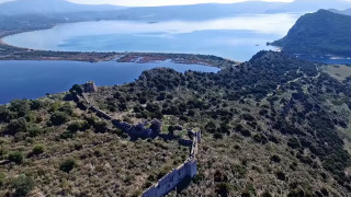 190 χρόνια από την Ναυμαχία του Ναυαρίνου: Drone πετά πάνω από την περιοχή που ηττήθηκε ο Ιμπραήμ
