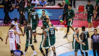 Α1 μπάσκετ: Ιστορική νίκη του Παναθηναϊκού Superfoods στο ντέρμπυ «αιωνίων»