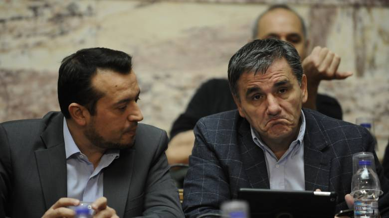 Παππάς εναντίον Τσακαλώτου – Συνεχίζεται η κόντρα κορυφής στον ΣΥΡΙΖΑ