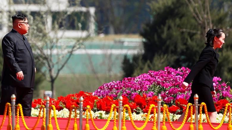 Κιμ Γιο-τζονγκ: Η μυστηριώδης αδελφή του Κιμ Γιογκ Ουν ανελίσσεται στην ηγεσία