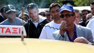 Για προσβολές κατά του κλάδου των ταξί κατηγορεί τον Γεωργιάδη ο Λυμπερόπουλος