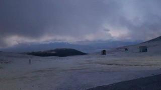 Χιόνισε στο Καϊμάκτσαλαν (pics)