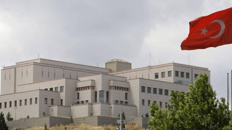 Ένταλμα προσωρινής κράτησης για ακόμη έναν εργαζόμενο στο προξενείο των ΗΠΑ στην Τουρκία