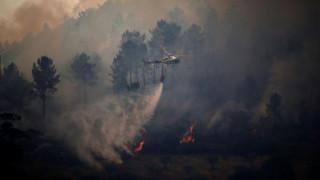 Αντιμέτωπη με νέο κύμα πυρκαγιών η Πορτογαλία