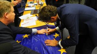 Τα δώρα που έλαβε ο Σόιμπλε στο Eurogroup
