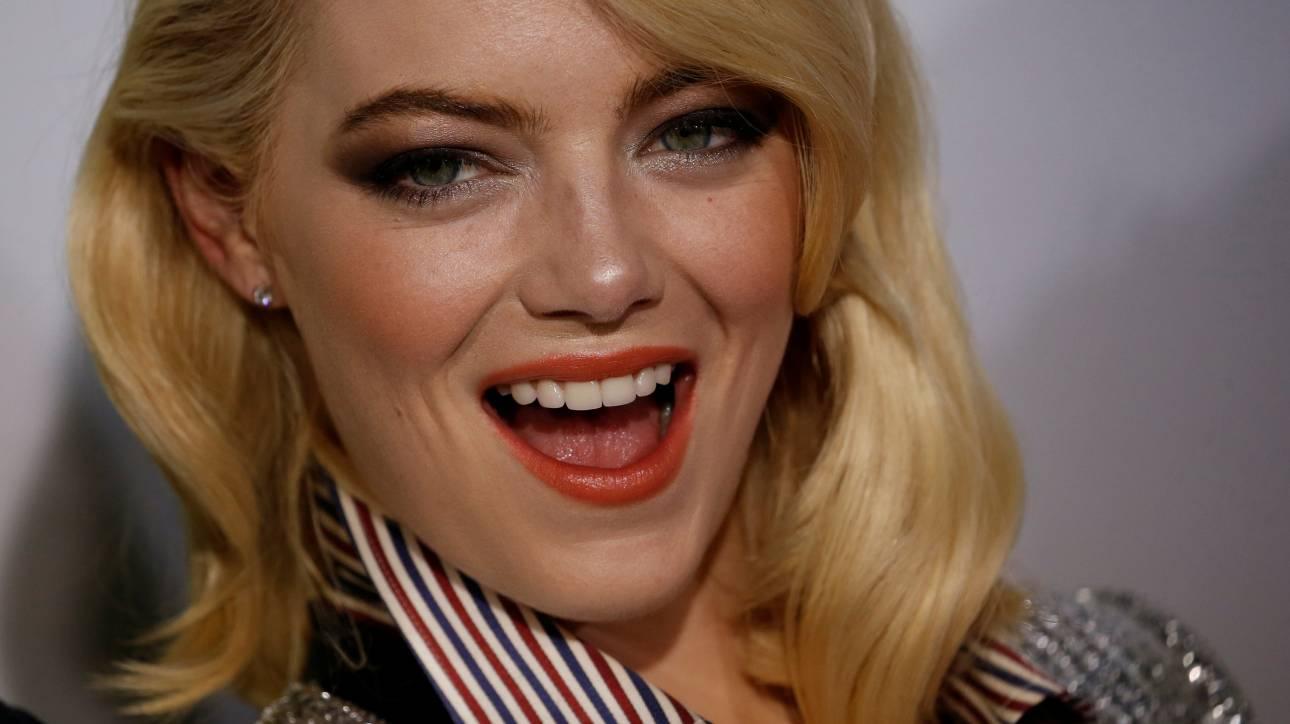 Έμα Στόουν: Το νέο, χρυσό κορίτσι του οίκου Louis Vuitton