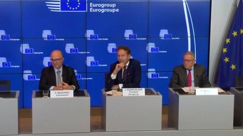 Ντάισελμπλουμ: Στις 4 Δεκεμβρίου θα εκλεγεί ο νέος πρόεδρος του Eurogroup