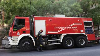 Ένας 58χρονος συνελήφθη για τη φωτιά στην εφορία Γλυφάδας
