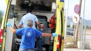 Φθιώτιδα: Στην εντατική ο Διοικητής της Τροχαίας Αυτοκινητοδρόμων μετά από τροχαίο