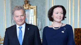 Μπαμπάς στα 69 του χρόνια ο πρόεδρος της Φινλανδίας (pics)