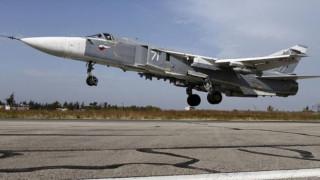 Συντριβή ρωσικού αεροσκάφους στη Συρία