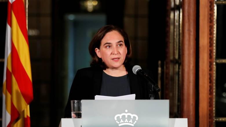 Κάλεσμα για ψυχραιμία σε Μαδρίτη και Βαρκελώνη από την Άντα Κολάου