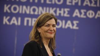 Ρ. Αντωνοπούλου: Πάνω από 250.000 θέσεις εργασίας έχουν δημιουργηθεί από το 2015