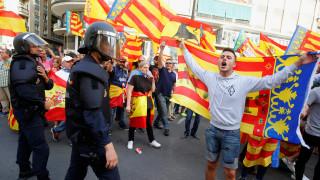 Έτοιμες να φύγουν από την Καταλονία, εάν αυτή κηρυχθεί μονομερώς ανεξάρτητη, πολλές εταιρείες