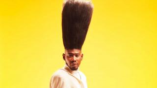 O άνδρας με το εντυπωσιακότερο κεφάλι στον κόσμο