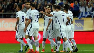 ΠΚ 2018: Στα μπαράζ η εθνική ομάδα με νίκη 4-0 επί του Γιβραλτάρ