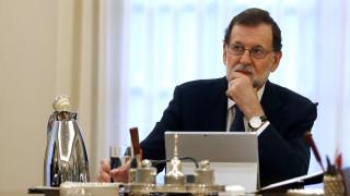 Ραχόι προς Καταλανούς: Κηρύξατε ανεξαρτησία ή όχι;