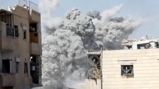 Κατηγορίες Ρωσίας προς ΗΠΑ: Το Ισλαμικό Κράτος δρα ανενόχλητο