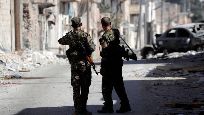 Τριπλή επίθεση αυτοκτονίας στη Συρία