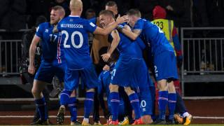 Η Ισλανδία γράφει ιστορία με την πρόκρισή της στο Μουντιάλ