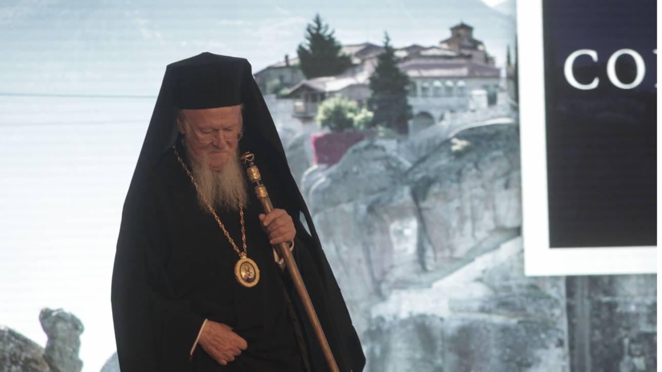 Επίσκεψη του Οικουμενικού Πατριάρχη στην Άγκυρα