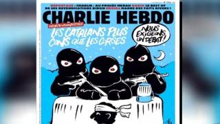 Charlie Hebdo: Ρίχνει λάδι στην αποσχιστική φωτιά της Ευρώπης