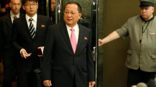 «Πύρινο χαλάζι» θα ρίξει στον Τραμπ η Βόρεια Κορέα