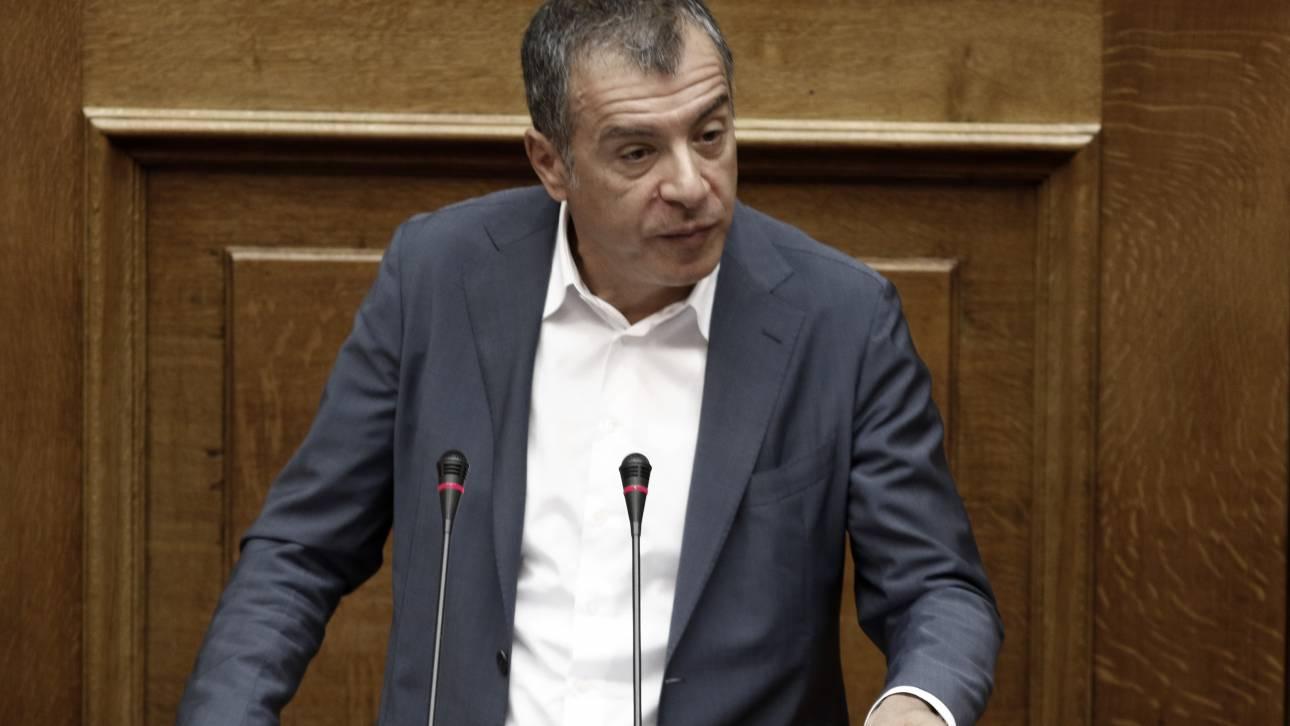 Ποτάμι: Αντιδεοντολογικό ζήτημα το θέμα που προέκυψε με τον αντιπρόεδρο της ΕΕΤΤ