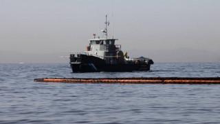 Ολοκληρώνονται σταδιακά οι εργασίες καθαρισμού των ακτών του Σαρωνικού