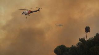 Πυρκαγιά Καλιφόρνια: Ιστορίες διάσωσης μέσα από τα... «μάτια» ενός πιλότου