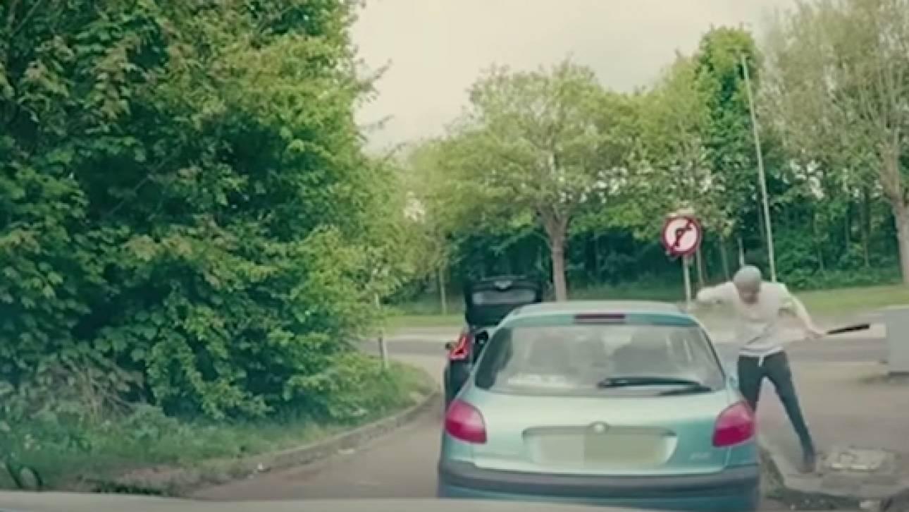 Οδηγοί-τραμπούκοι στη Βρετανία τα έβαλαν με αθλητή ΜΜΑ και το... μετάνιωσαν (vid)