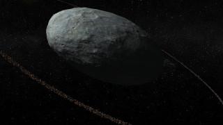 Ανακαλύφθηκε δακτύλιος γύρω από τον νάνο πλανήτη Χαουμέια