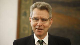 Αμερικανός πρέσβης: Η Ελλάδα αποτελεί πυλώνα σταθερότητας στην περιοχή