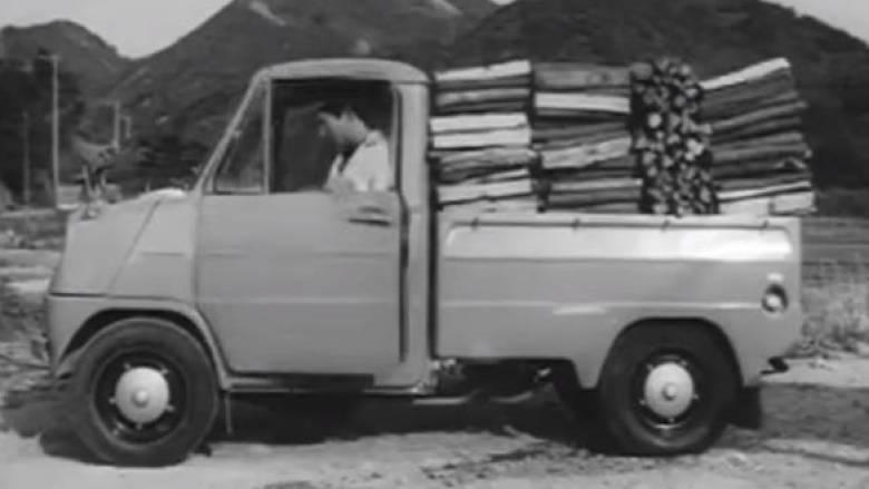 Απίστευτο αλλά το πρώτο μοντέλο της Honda ήταν το μινι ημιφορτηγό T-360