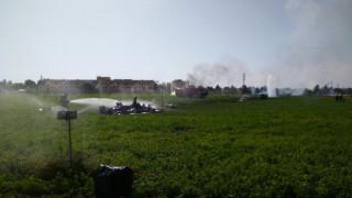 Ισπανία: Συνετρίβη στρατιωτικό αεροσκάφος κοντά σε αεροπορική βάση – Νεκρός ο πιλότος