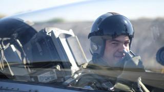 Τσίπρας: Το μεγάλο υπερόπλο που έχουμε είναι η ψυχή των πιλότων (pics)