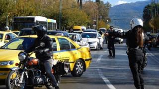 Κυκλοφοριακές ρυθμίσεις την Κυριακή στους δρόμους της Αθήνας