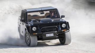 Η Urus δεν θα είναι το πρώτο τζιπ της Lamborghini,. Έχει προηγηθεί η Rambo Lambo LM002