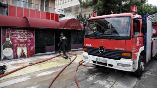 Ζωγράφου: Ζευγάρι ηλικιωμένων εντοπίστηκε νεκρό έπειτα από πυρκαγιά στο διαμέρισμά τους