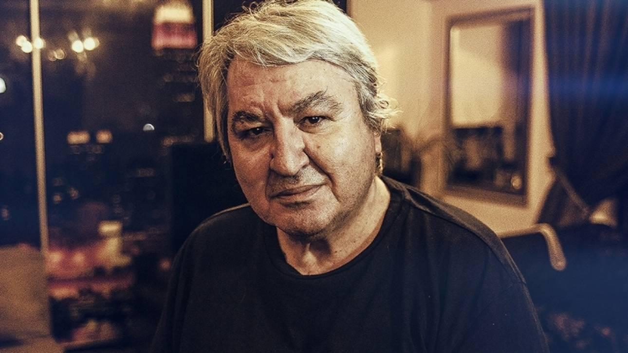 Πέθανε ο τραγουδιστής Γιώργος Σαρρής
