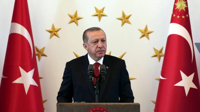 Δριμύ κατηγορώ Ερντογάν: Οι ΗΠΑ λένε ψέματα σε όλο τον κόσμο