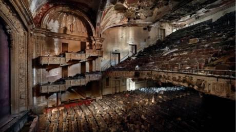 Η ομορφιά της παρακμής: Παρατημένα ερείπια από όλο τον κόσμο