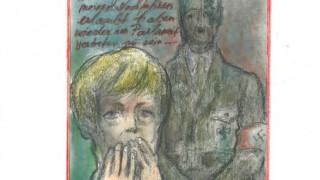 Καρλ Λάγκερφελντ: Μετά την ελληνική κρίση χρέους επιτίθεται στη Μέρκελ-Χίτλερ