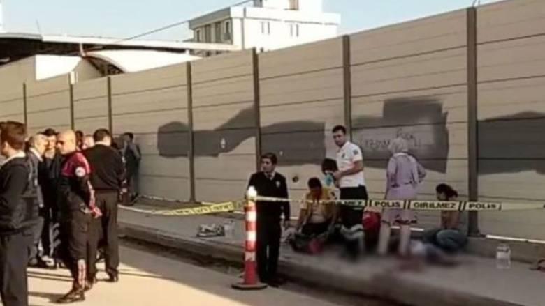 Πυροβολισμοί κοντά σε σχολείο στην Κωνσταντινούπολη - Νεκρή μια μαθήτρια