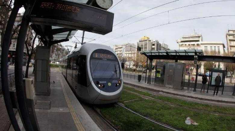 Διακοπή κυκλοφορίας στις γραμμές του τραμ το Σάββατο