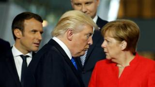 Γαλλία - Γερμανία - Βρετανία καλούν τον Τραμπ να σκεφτεί πριν λάβει μέτρα κατά του Ιράν