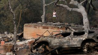 Καλιφόρνια: 33 οι νεκροί από τις πυρκαγιές (pics)