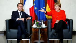 Μακρόν: Ο συνασπισμός «Τζαμάικα» στη Γερμανία δεν θα εμποδίσει το σχέδιό μου