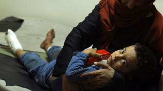 Συρία: Σε κίνδυνο ζωές χιλιάδων παιδιών μετά από επίθεση σε αποθήκη εμβολίων