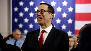 Να μειωθούν οι μισθοί των στελεχών του ΔΝΤ ζητεί ο υπουργός Οικονομικών των ΗΠΑ